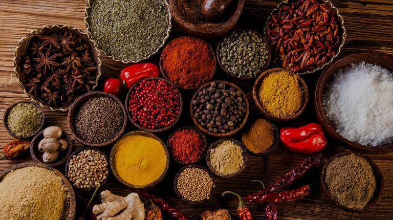 Cambodian spices