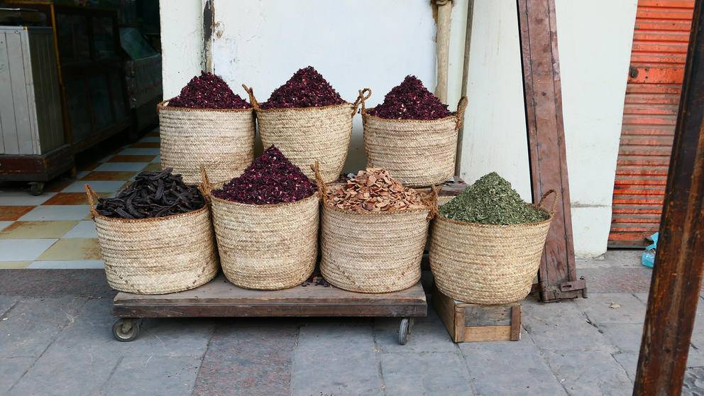 Cairo Egypt Spices