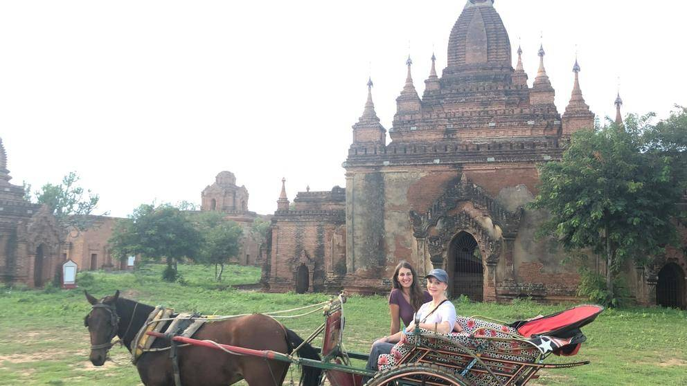Myanmar_Pamela in Bagan