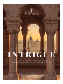International Intrigue 2021 Cover